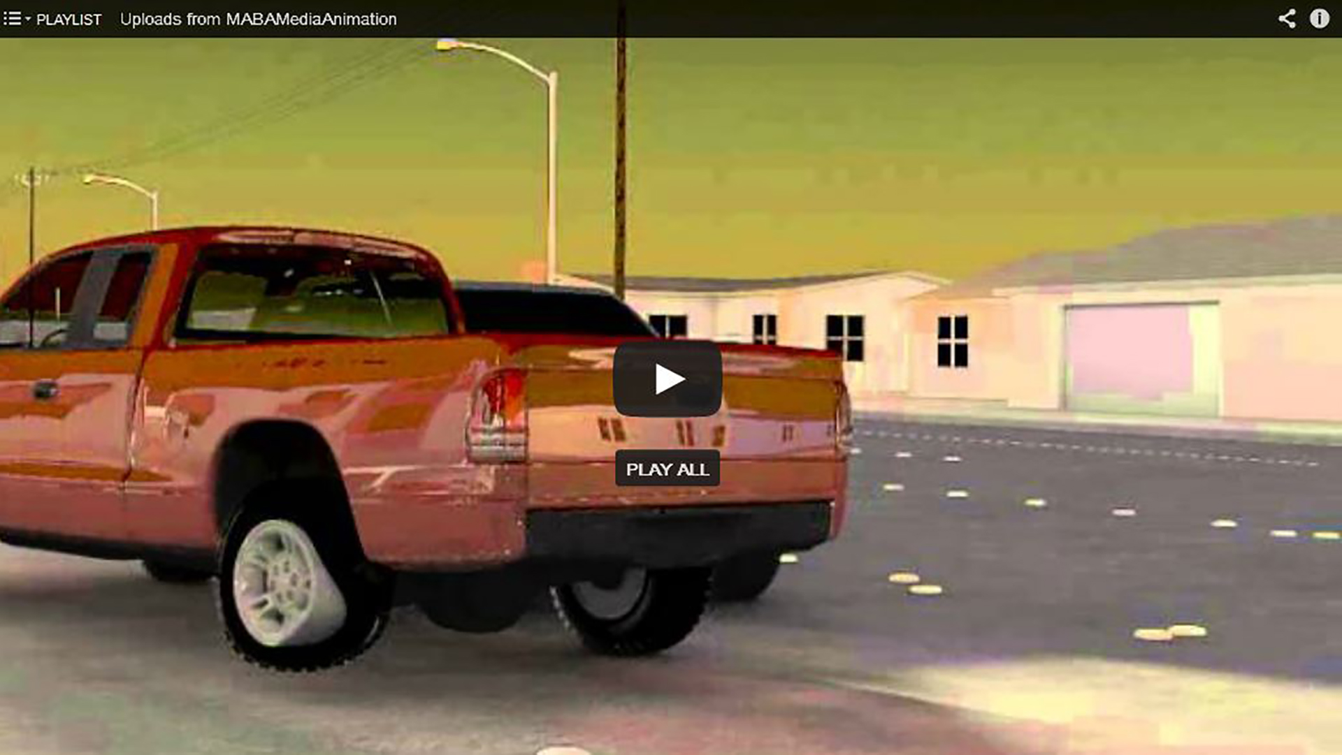 Multi Car Crash - Collision Animation - Ripple Creative Group