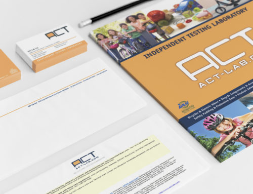 ACT Lab – Branding Package