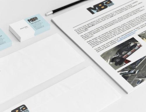Maba Media – Branding Package