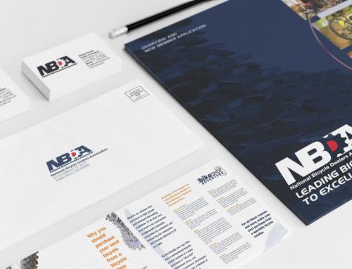 NBDA – Branding Package