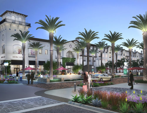 Carmel Valley Village – Renderings